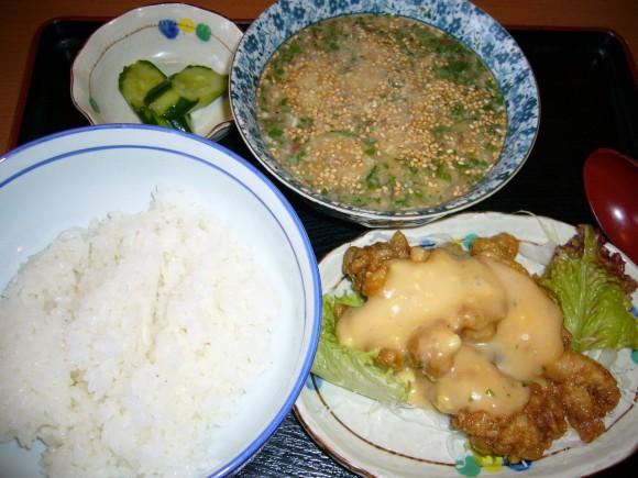 チキン南蛮(990円 )