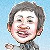 古澤の似顔絵