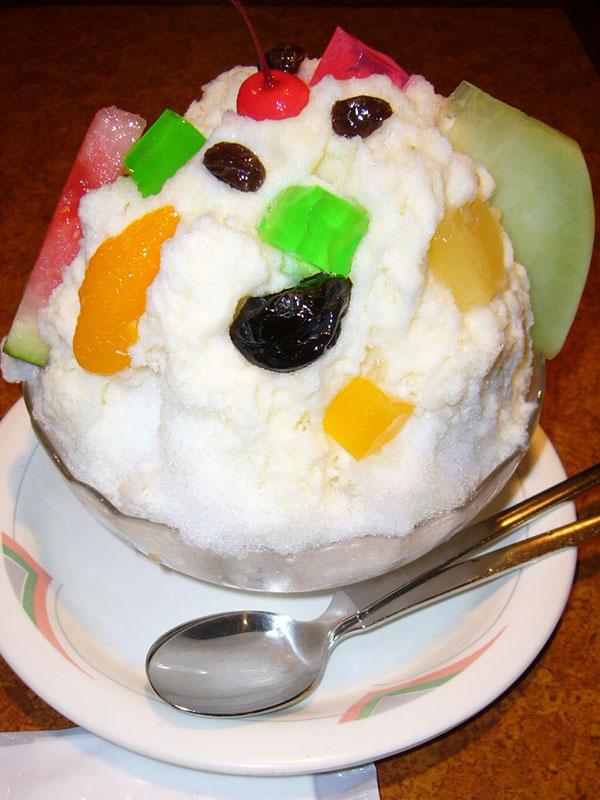 白熊(683円)