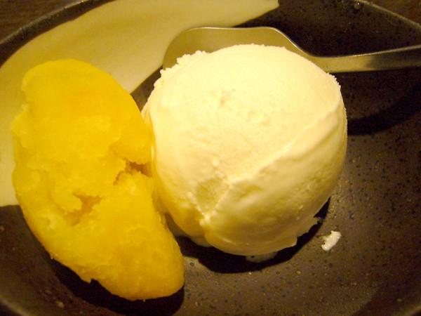 芋っこアイス(420円)