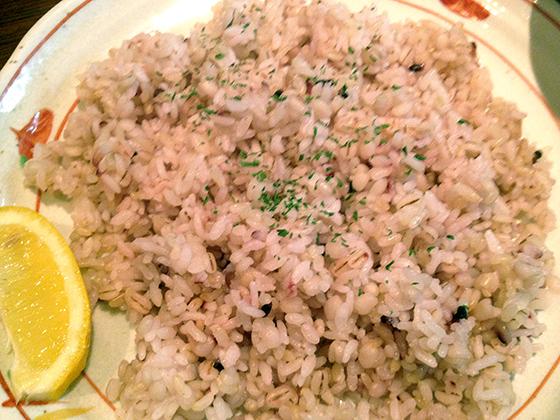 スープカリーと相性の良い雑穀米(吉柳)