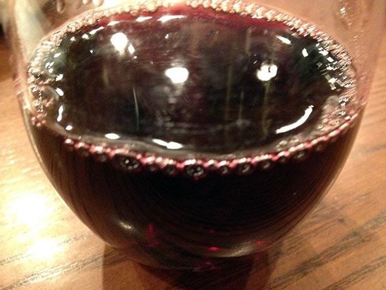 飲み放題のワイン「下町バルながおか屋」